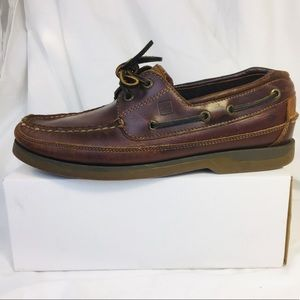 Sperry Top-Sider Mako Collection 9.5M Brown